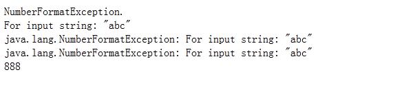 springMVC异常处理方式
